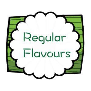 regular-flavours